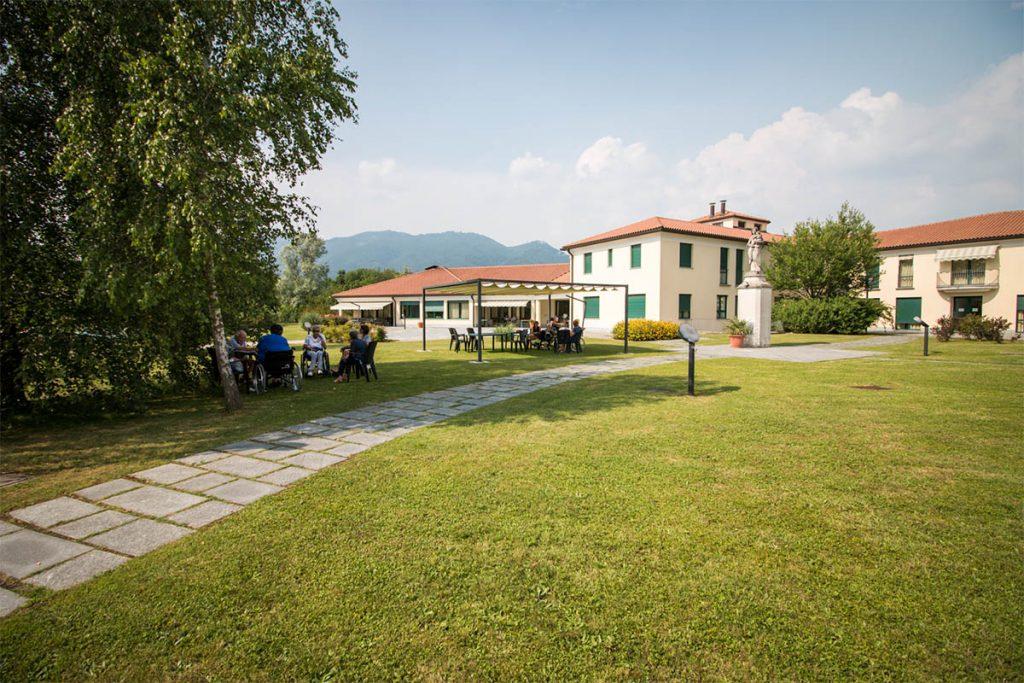 Fondazione Colleoni: Residenza di Morosolo Rsa Cardinal Colombo