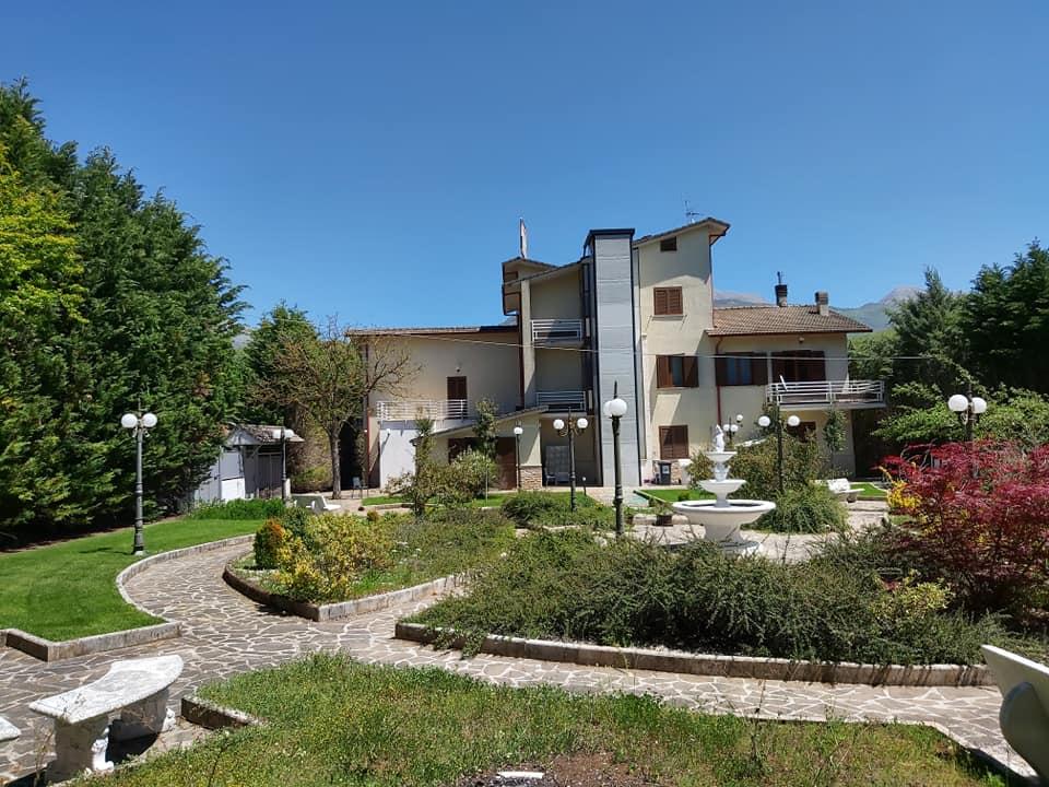 Casa di riposo Padre Pio Borgorose