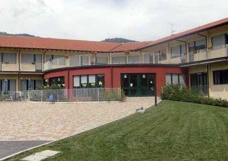 Residenza Anni Azzurri: Villa Dossel Como