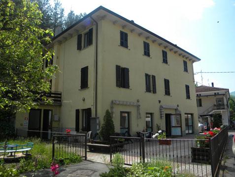 Casa del Pellegrino