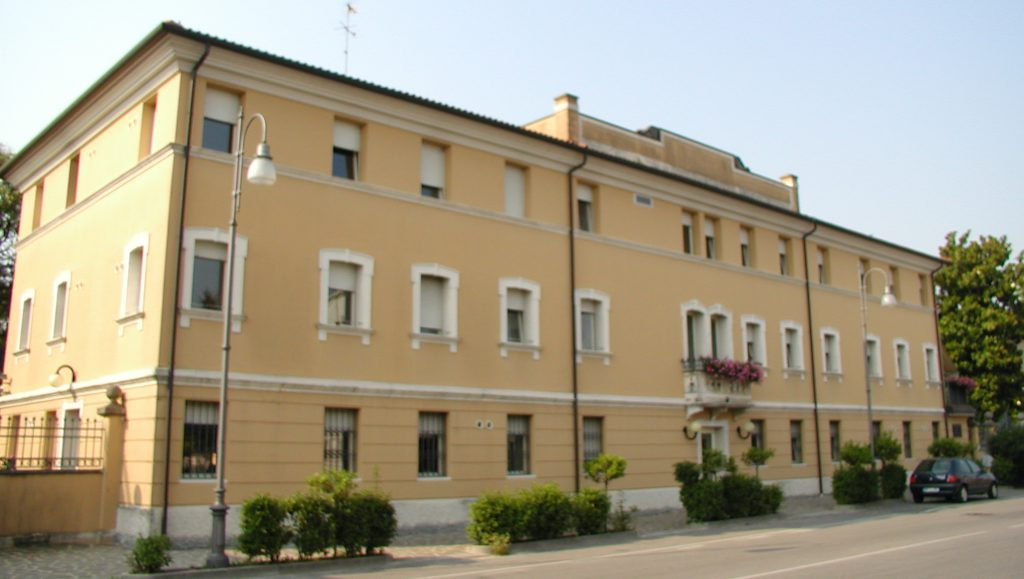 Casa Mozzetti – Fratelli Eliseo e Pietro Mozzetti