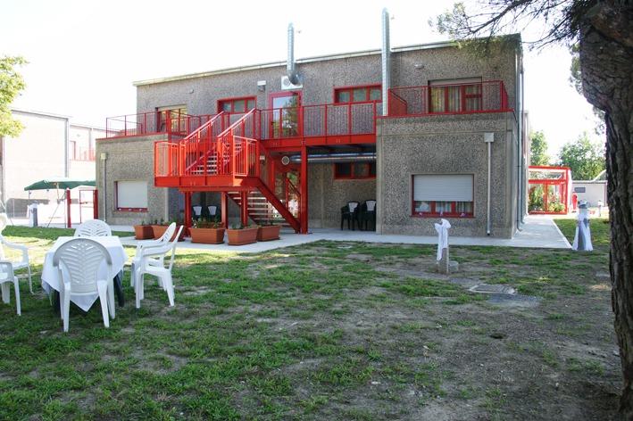 Casa di riposo e comunità allloggio di Copparo