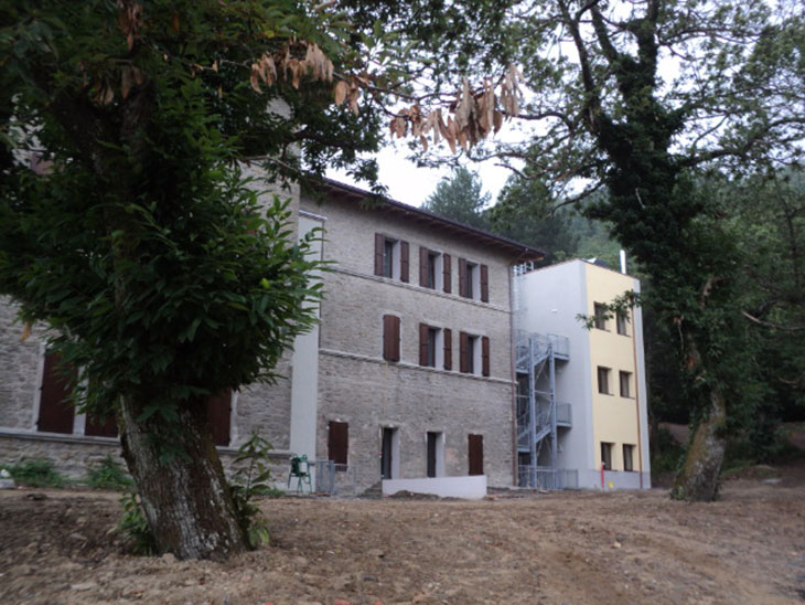 Casa Residenza Anziani Colonie Dallolio