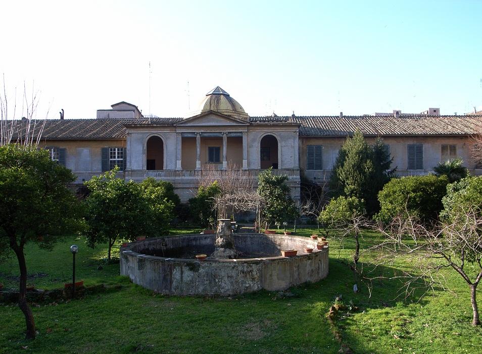 Casa di riposo Santa Francesca Romana