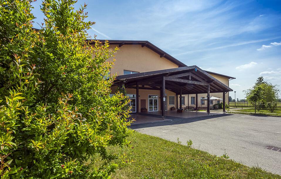 Casa di riposo RSA La Certosa di Pavia