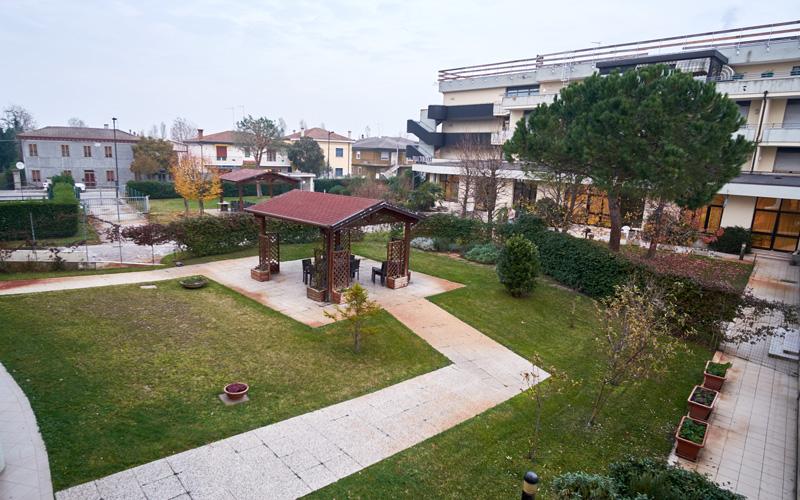 Centro Di Servizi Villa Tamerici