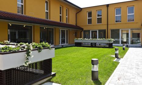 C.R.A. Cittadella: Hospice Casa del Carmine