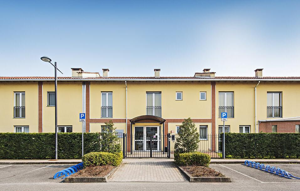 Casa di Riposo RSA Giovanni Paolo II