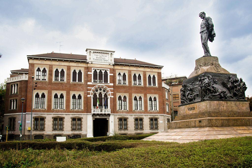 Casa di Riposo per Musicisti – Fondazione Giuseppe Verdi