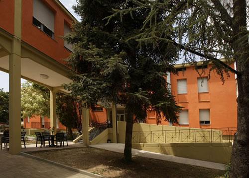 Casa protetta Alfonso Pallavicino