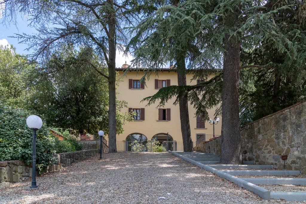 Villa Poggio Adorno