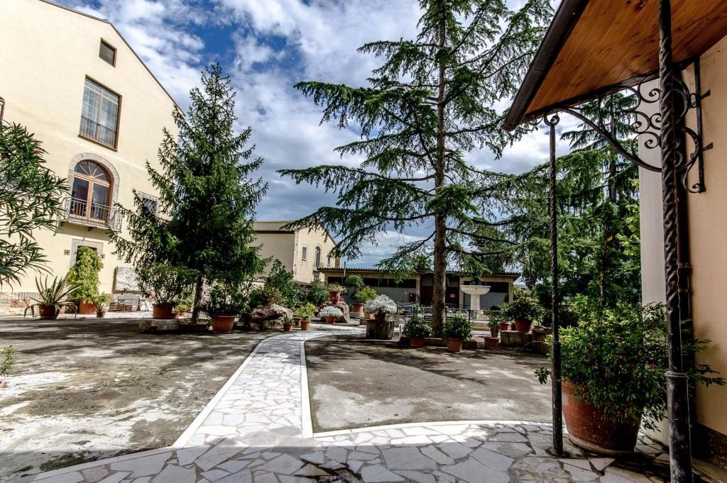 Residenza assistenziale Casa religiosa Antoniano