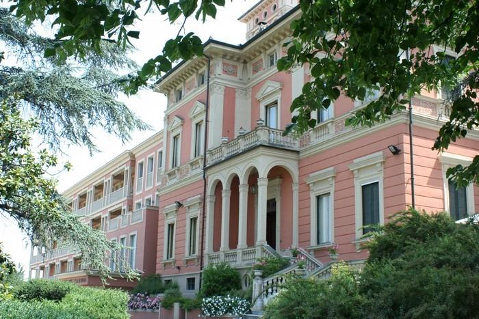 Fondazione Conte Franco Cella di Rivara: struttura di Broni