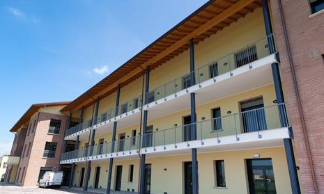 C.R.A. Cittadella: Centro Servizi Camerini