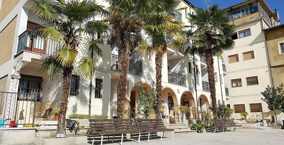 Residenza socio assistenziale Santa Maria Valleverde