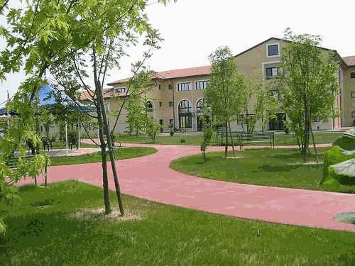 Centro Residenziale Per Anziani Umberto I: Rsa via Botta