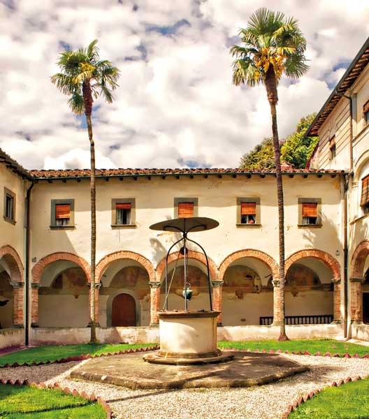 Centro Anziani Convento di Borgo a Mozzano