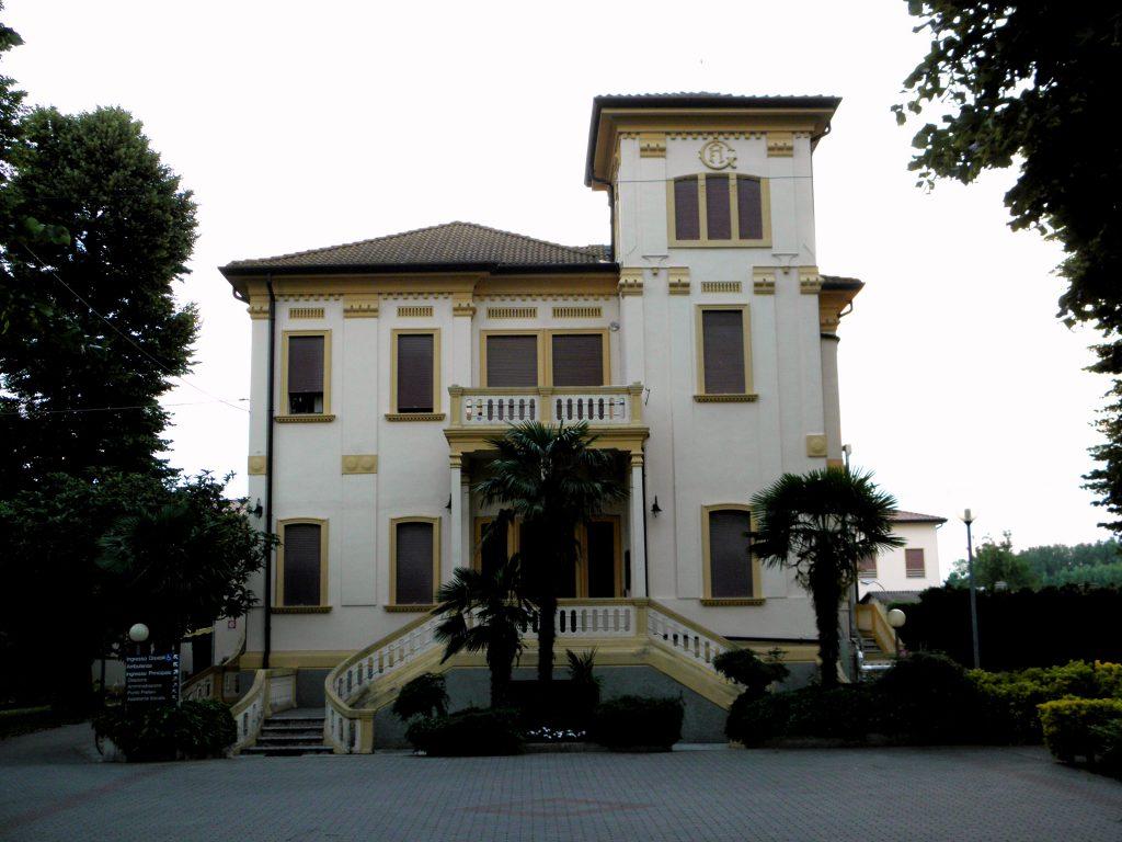Consorzio Isola di Ariano per i Servizi Sociali- Villa Agopian