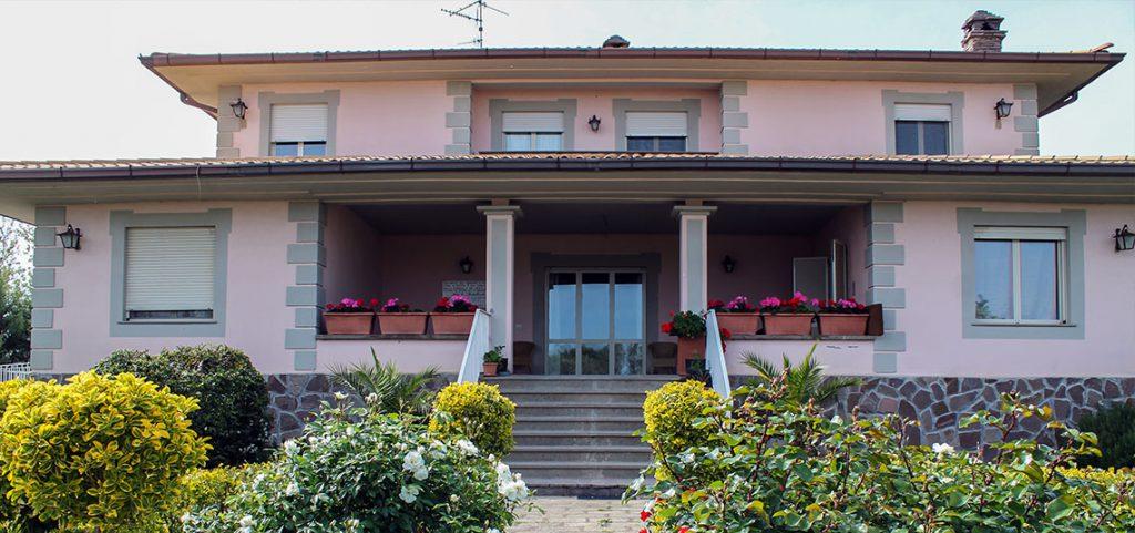 Casa di riposo GB Villa Pina