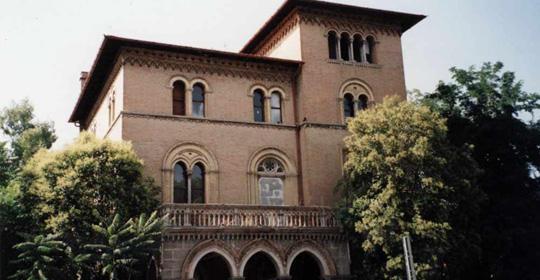 Centro sociale Villa Leopardi