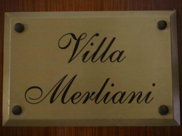 Villa Merliani – Centro anziani