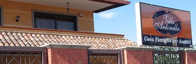 Casa di riposo Villa Antonella
