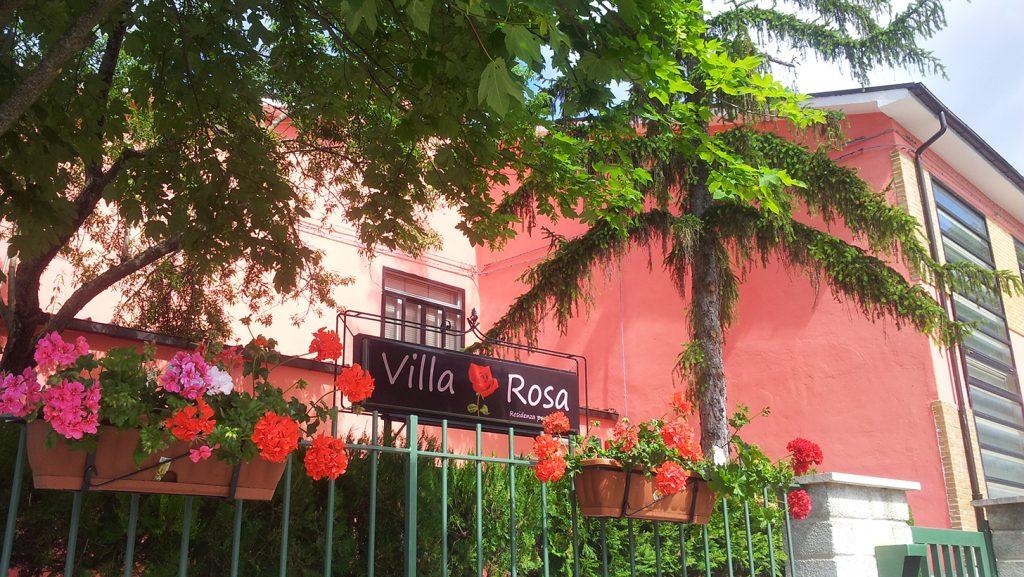 Residenza per anziani Villa Rosa