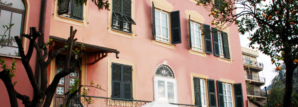 Villa San Fortunato – Rapallo