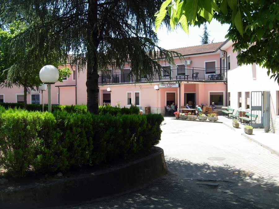 Casa di riposo Vincenzo Giglio