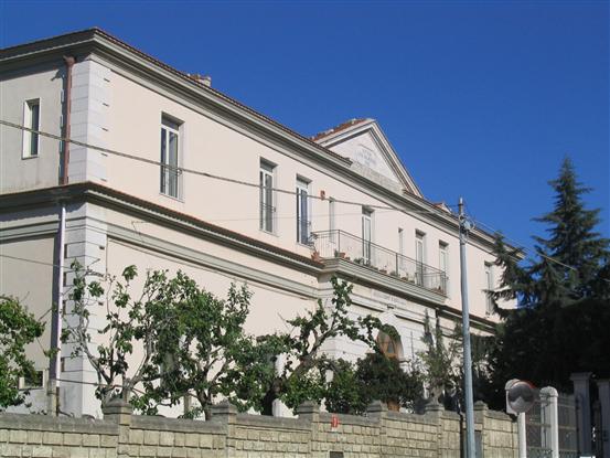 Casa di riposo Opere Pie Riunite Bilanzuoli Corsi Falconi Ciani