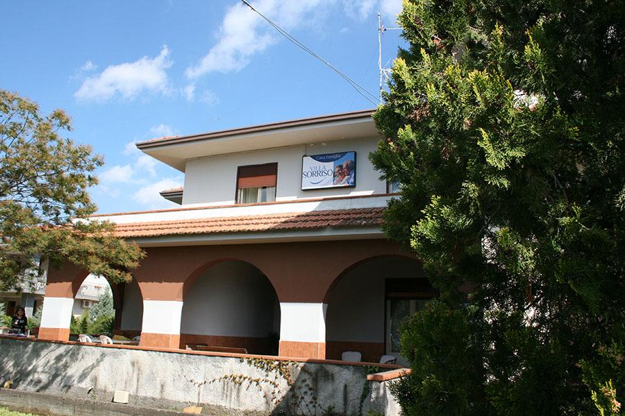 Casa Famiglia Villa Sorriso