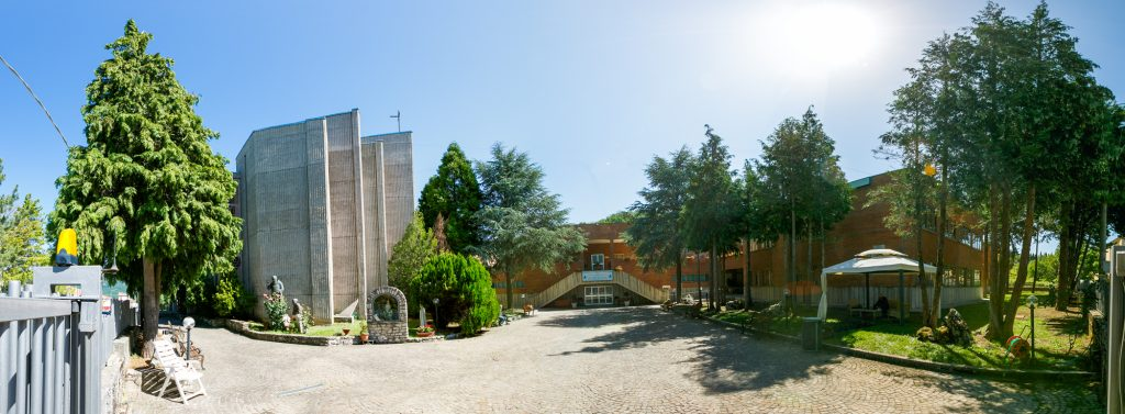 Residenza per anziani Cittadella Mariana Di Padre Pio Serena Senectus
