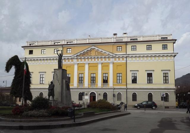 Ospedale Civile di Busca