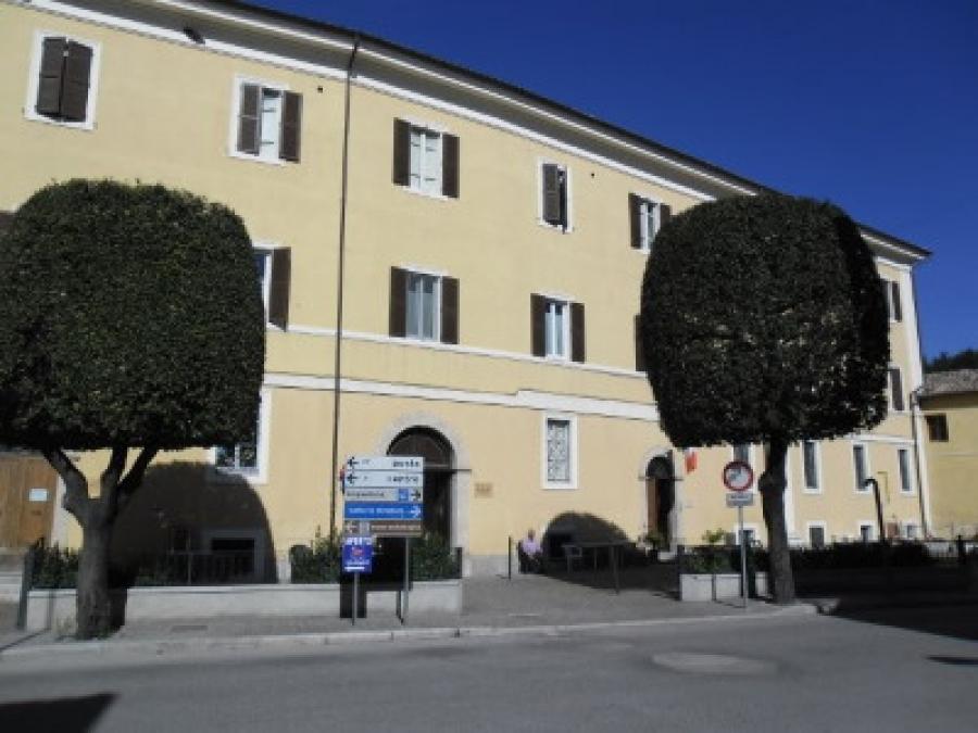 Residenza comunale per anziani Santa Colomba