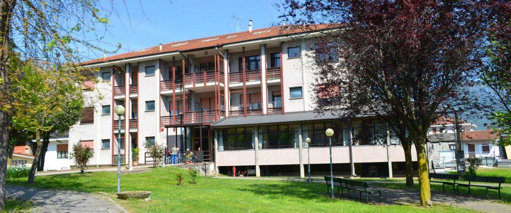 Ospedale di Carità e Ospizio per Invalidi di Paesana
