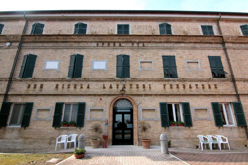 Casa di riposo – Fondazione Lavatori Mariani