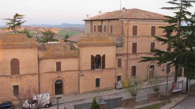 Casa di riposo comunale Morro D'Alba