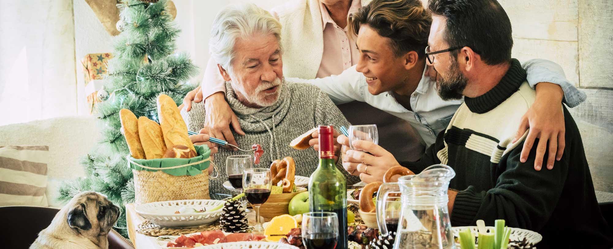 anziani alimentazione inverno